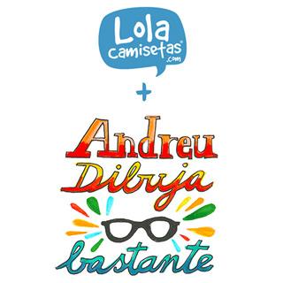 Andreu Buenafuente + Lola Camisetas