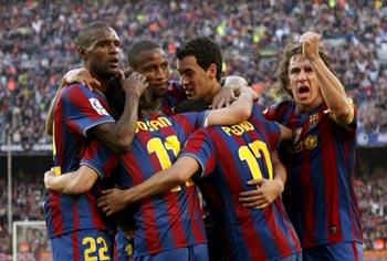 Barça, Barça, Barça