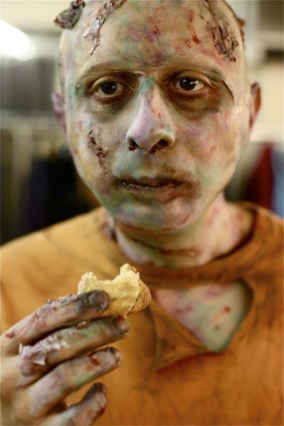 Los zombis también meriendan