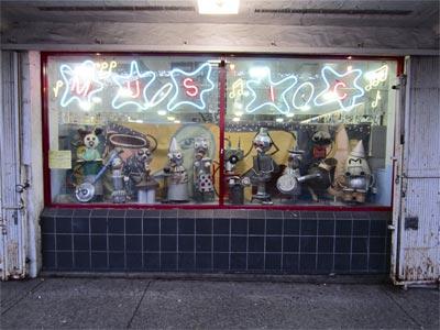 Las tiendas de discos