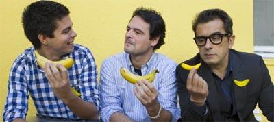 El único fruto del amor, es la banana