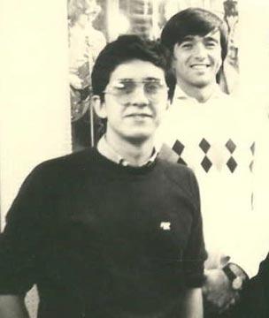 Andreu Buenafuente y Carlos Francino