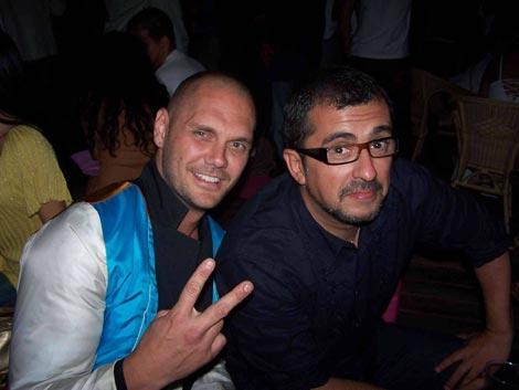 Con Nacho Vidal