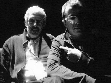 Con José Luís Rodelas