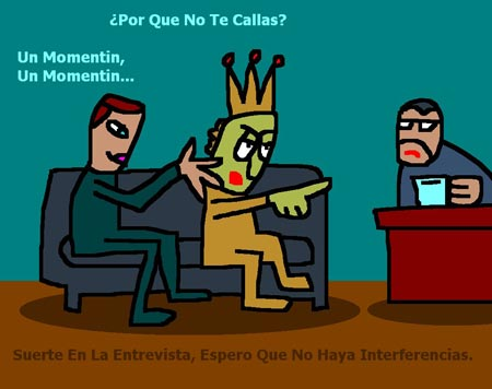 Buenafuente según Mikel Urmeneta