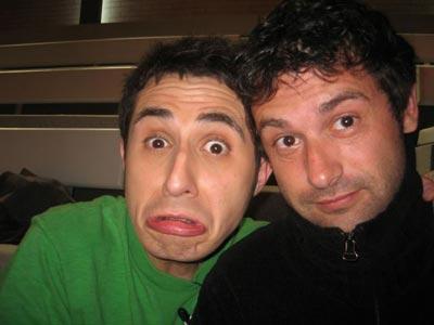 Berto y Xavi #1