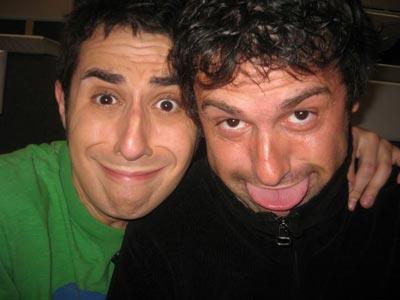 Berto y Xavi #2
