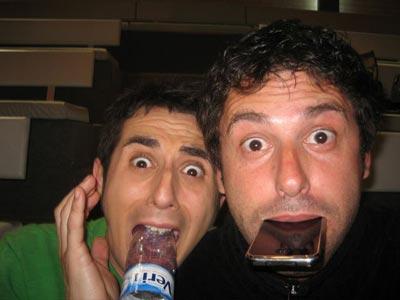 Berto y Xavi #3