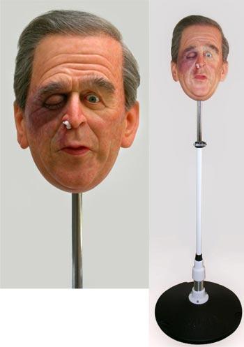 Obama presidente, Bush al olvido #3