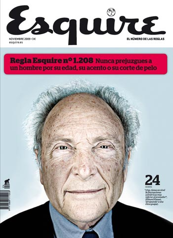 Punset en Esquire