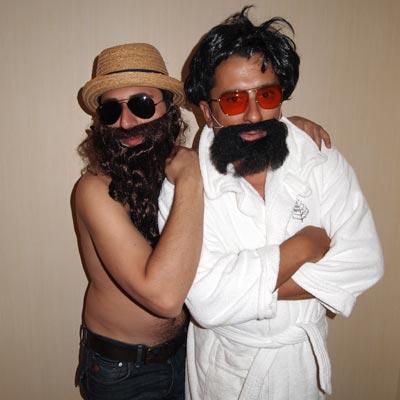 Javi y Ricardo