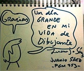 Juanjo Sáez #1